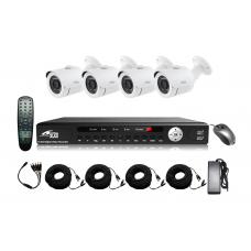 Kamerový set SECRON - AHDOV21FB-UA20