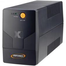 UPS zdroj INFOSEC X1 EX 500