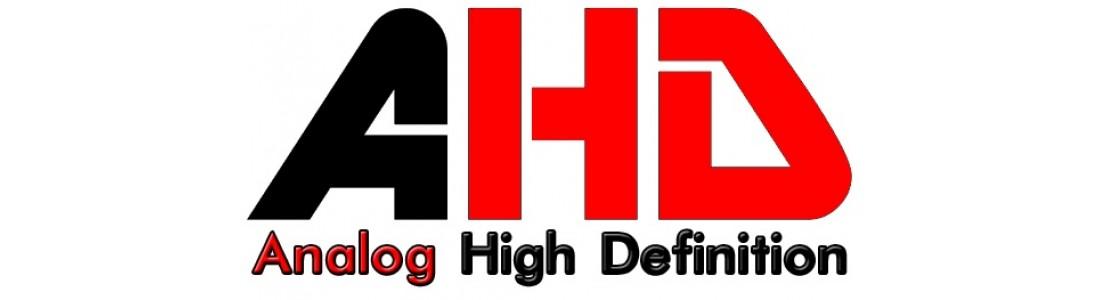 AHD kamery, IP kamery, kamerové sety